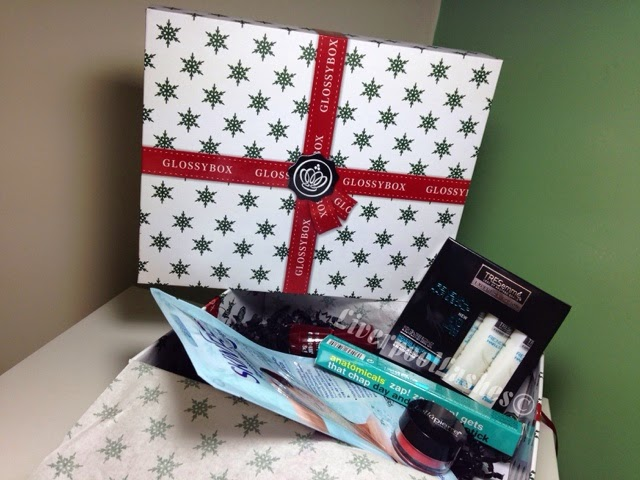 liverpoollashes liverpool lashes glossybox december 2014