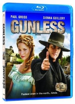 Watch Gunless Online Free in HD