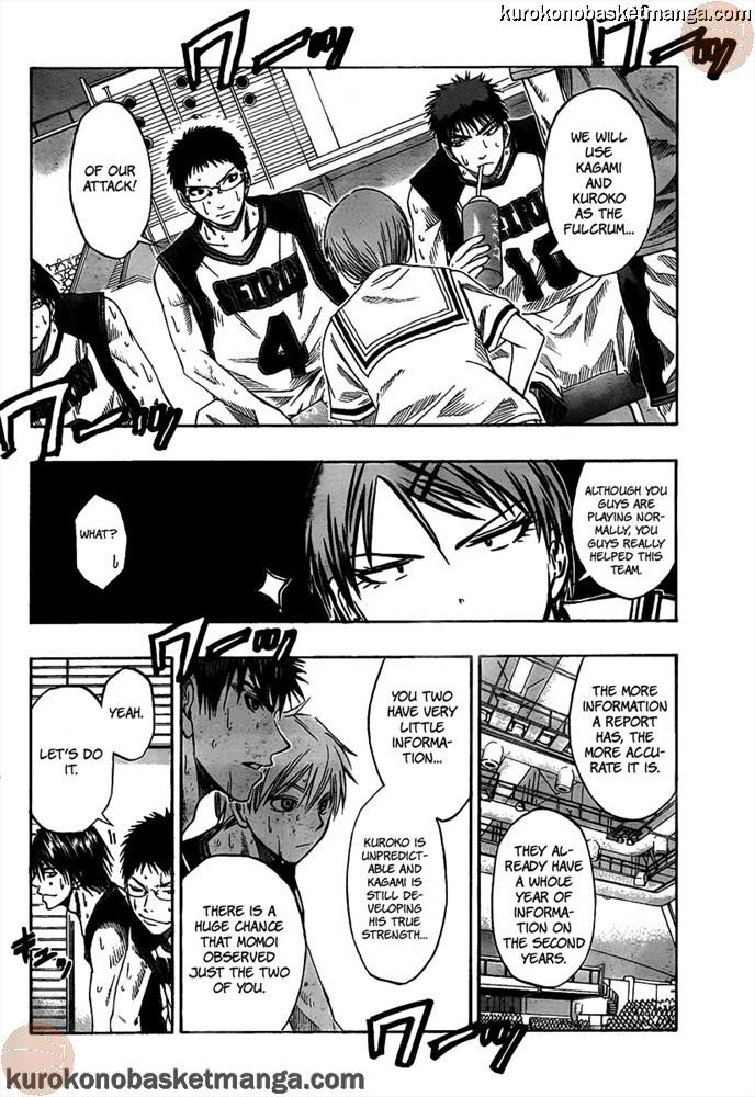 Kuroko no Basket Manga Chapter 45 - Image 04