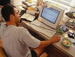 Im genes de trabajo desde casa bloggergifs for Trabajos artesanales desde casa