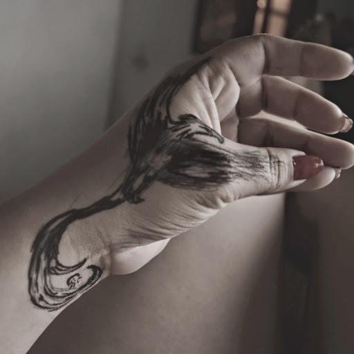 24e4cddc0 46 Best Phoenix Tattoos Designs and Ideas