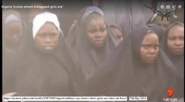 nigerian girls abductes may 2014