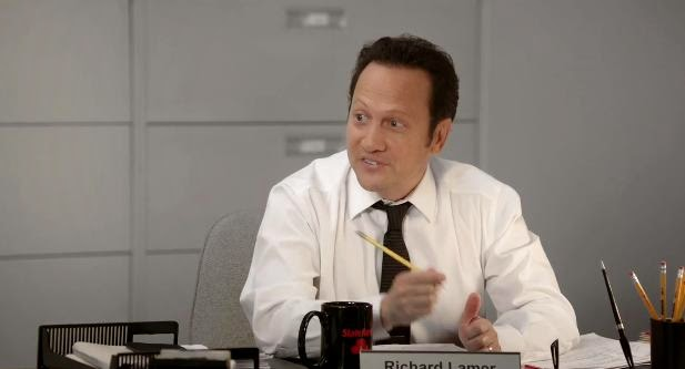 "State Farm Commercial ""Steve's Kid"" with Rob Schneider"