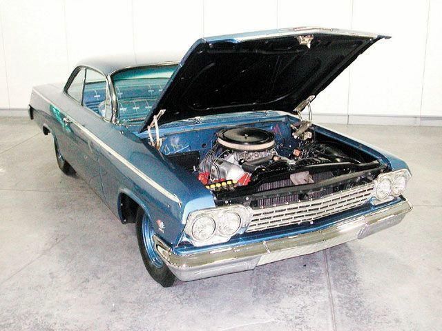 autos americanos en escala 1/64