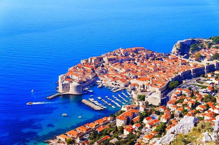 世界遺産ドブロブニク(クロアチア)