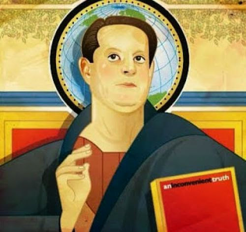The Tarnished Saint Al Gore