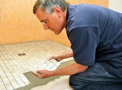 Tile it yourself: Tile projects are relatively easy for DIY novices
