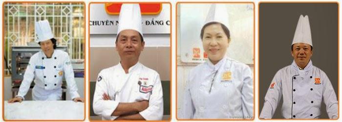 Giảng viên Hướng Nghiệp Á Âu Bếp Bánh