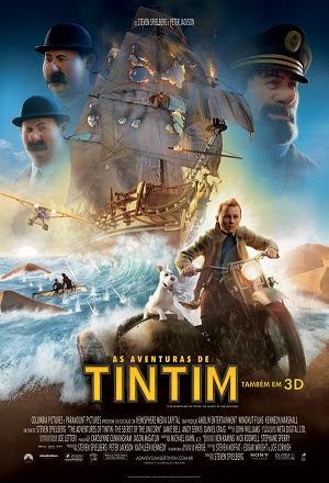 Assistir Filme As Aventuras de Tintim Legendado