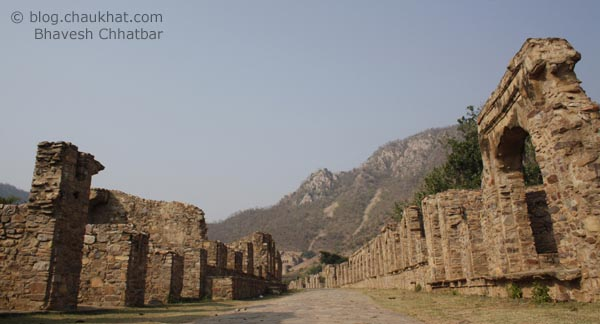 Bhangarh - Market of Ghosts