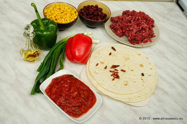 Ingrediente chimichanga