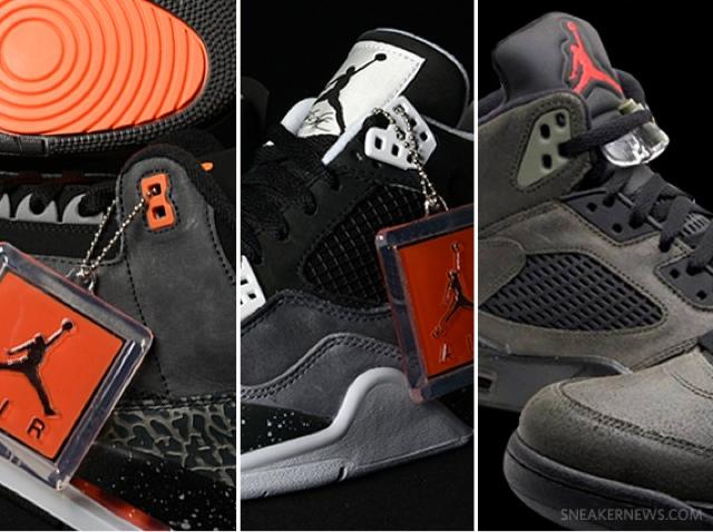 "Air Jordan Retro ""Fear Pack"" – Foot Locker Release Info  0def7c283"