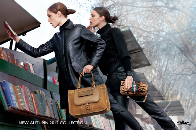 Longchamp, campaña otoño invierno 2012