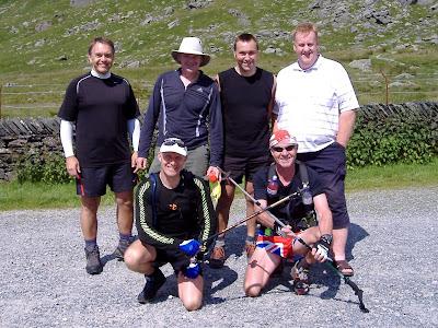 Andrew Hill, John Tracy, Steve Cotton, Ian Dickinson, Michael Nunn, Shaun Hopton