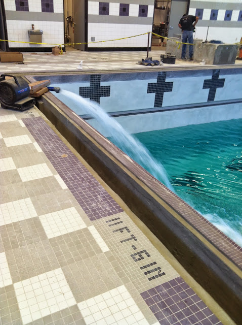 Beloit TIDE Swim/Dive: Filling Pool & Filter Update