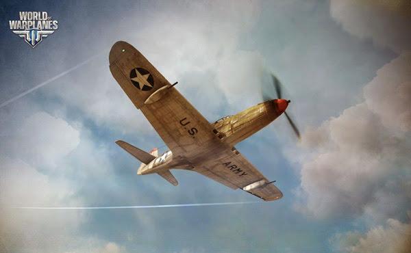 Game không chiến World of Warplanes mở cửa OBT 7