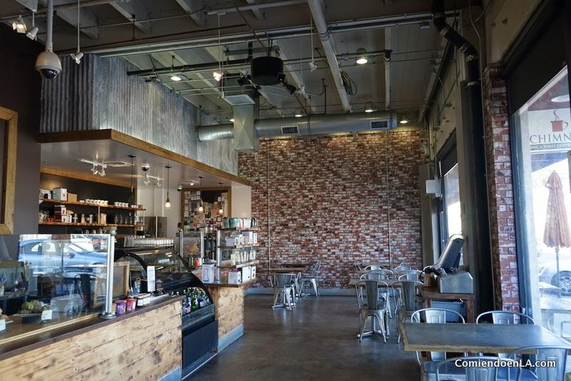 Café en Los Ángeles