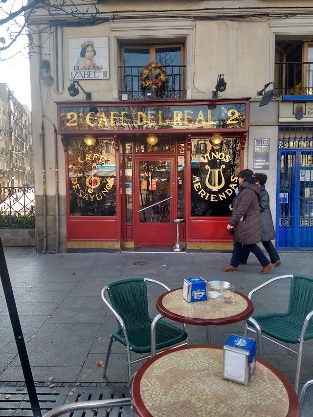 Café del Real Restaurant