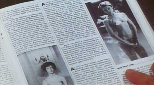 Identificazione di una Donna Hosted by Picasa