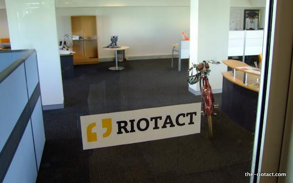riot office