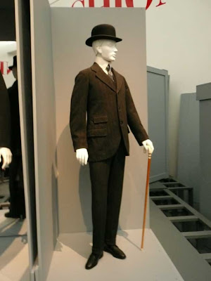 LACMA Fashioning Fashion exhibit men