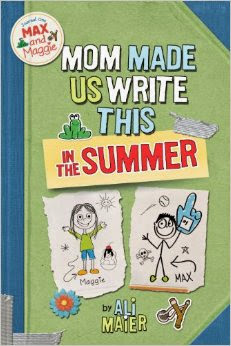 Mom Made Us Write This Book Cover
