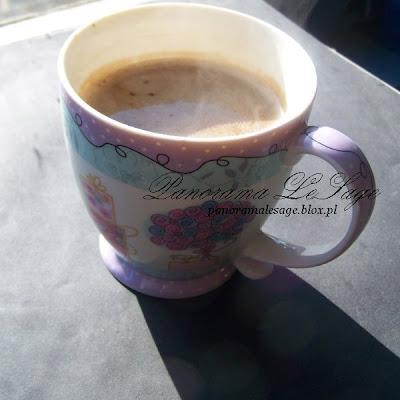 kubek kawa śliczny kubeczek urocza filiżanka shaby chic