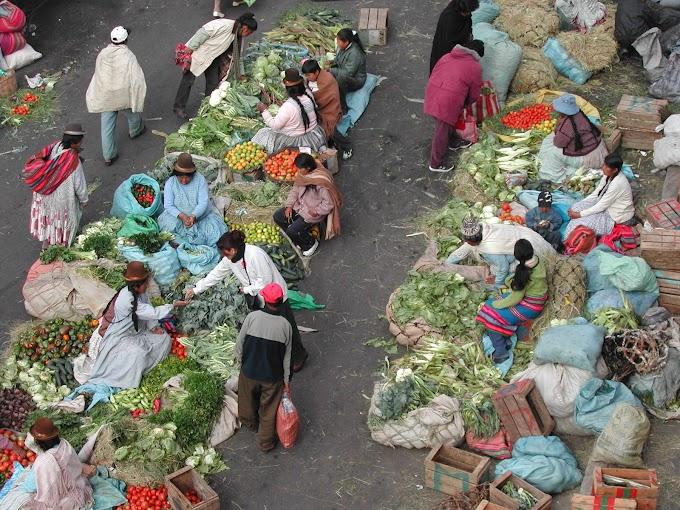 Mercado Rodríguez carga historia y tradición (La Paz)