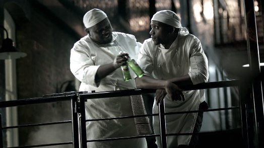 Amstel Lager — The Chef