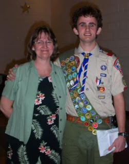 Eagle Scouts - Troop 314