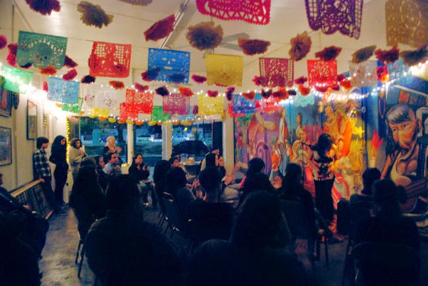 El Sereno, poetry, Eastside Cafe