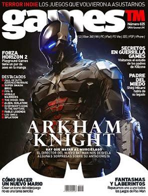 GamesTM Nº 025   Octubre / Noviembre 2014 [Pdf]