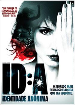Filme Poster ID:A – Identidade Anônima DVDRip XviD Dual Audio & RMVB Dublado