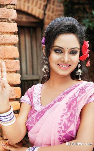 Bangladeshi Actress Toma Mirza