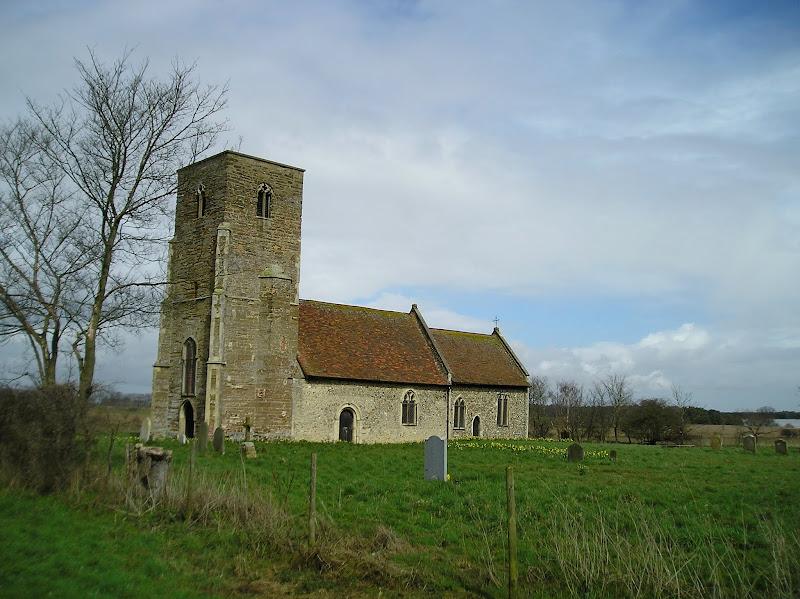 Wantisden church