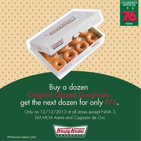 doughnuts, Krispy Kreme, free grub