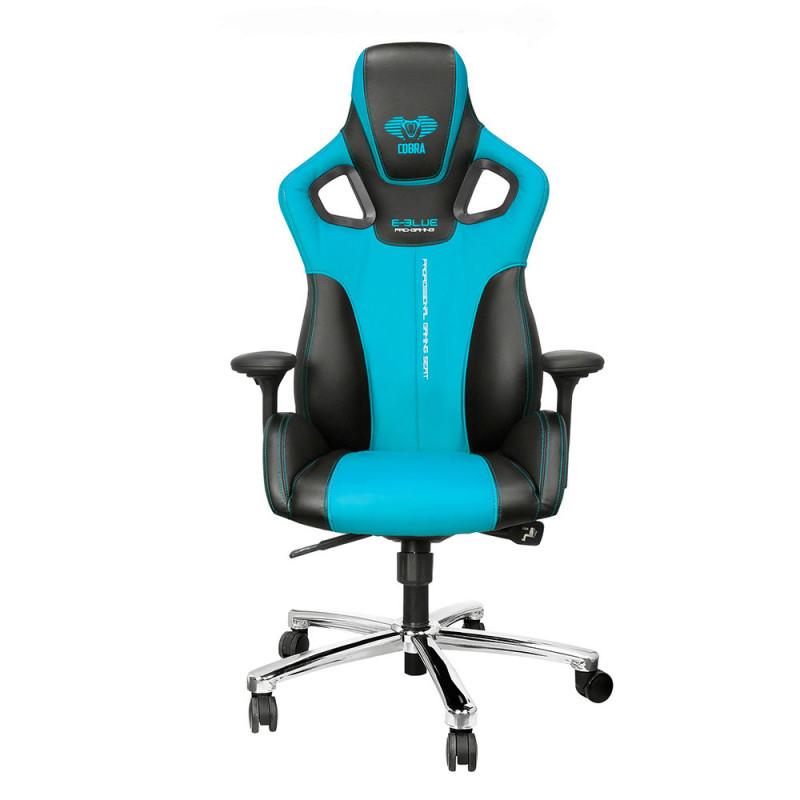 Một trong những ghế chơi game được nhiều người mua nhất hiện này là ghế chơi game E Blue Cobra C303