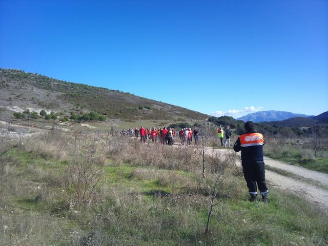Voluntario de PCB vigilando el desarrollo del Evento