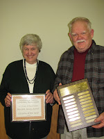 Bob and Sandy Barrett - 2012 COTY