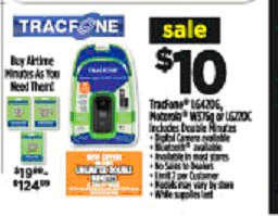 Tracfone Promo Codes 2013: Cheap Tracfone Deals at Dollar General Week