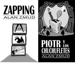 Libros de Alan Zmud