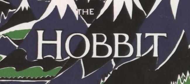 The Hobbit ฉบับหนังสือ