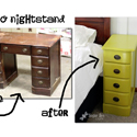 how-to-make-a-nightstand-from-a-desk