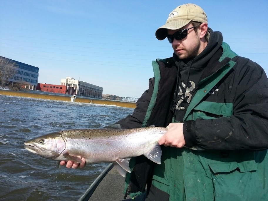 Grand Rapids Michigan Fishing