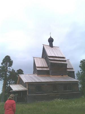 церковь в Родионово