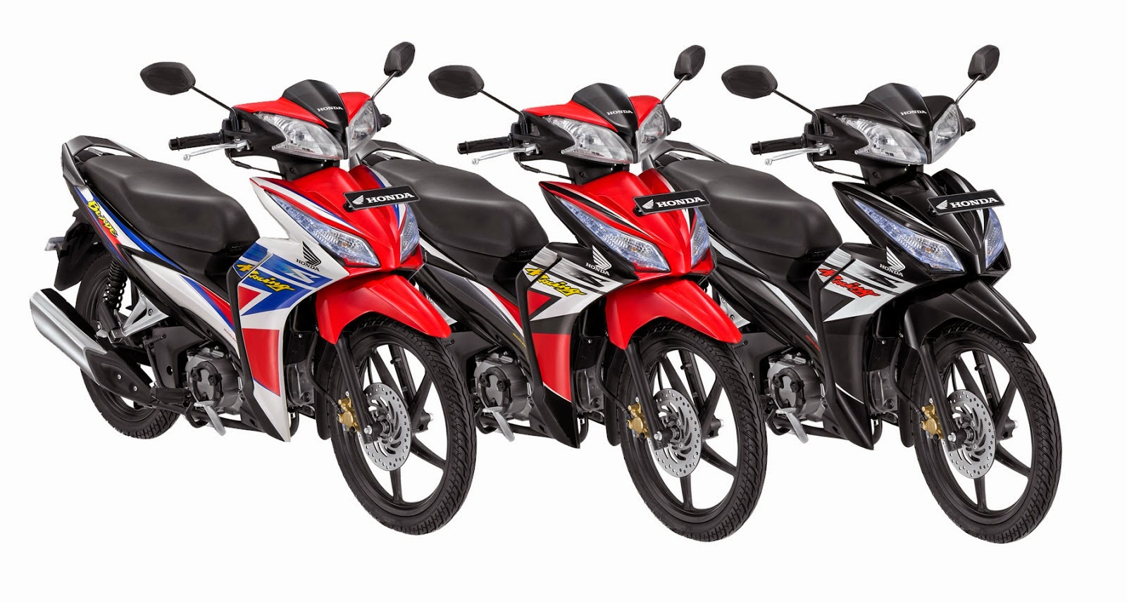 Honda Revo Fi Modifikasi