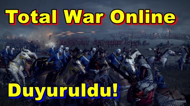 Total War Online Geliyor!