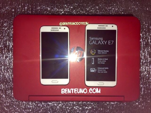 Galaxy E5 and Galaxy E7
