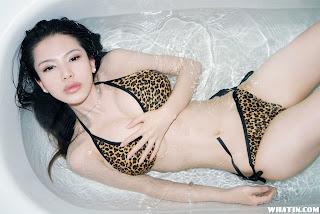 潘霜霜 林峰女友
