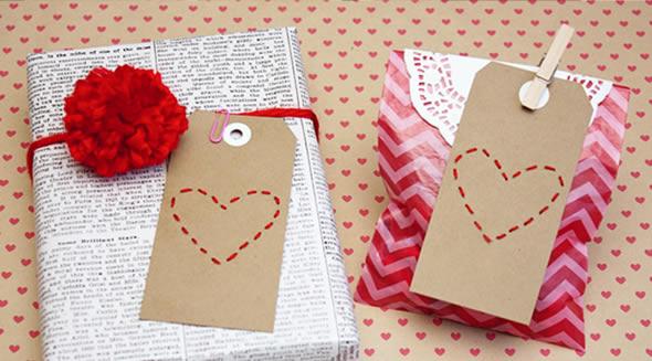 Tags de coração